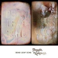 Dead Leaf Echo 'Thought & Language' (4AD, 2013)