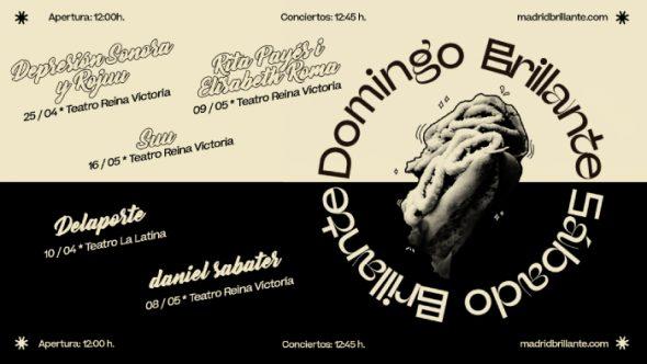 Daniel Sabater @ Teatro Reina Victoria. Madrid