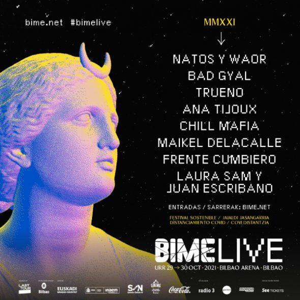 BIME Live @ Bilbao Arena. Bilbao